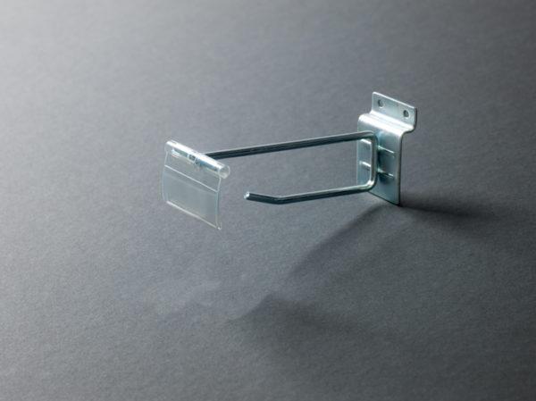 Broche blister simple fil avec PE pour fond multi-lames