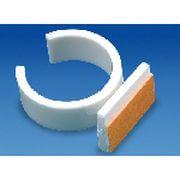 Bague PVC pour tube Ø 21-25 mm