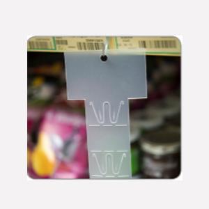 Cravate cross merchandising en pp accordéon