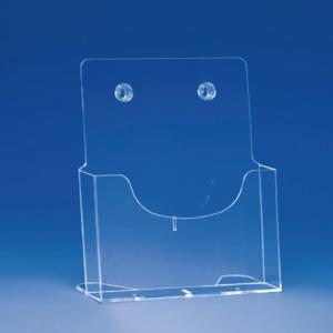 Porte-Brochures-Simple-case-à-poser-A4