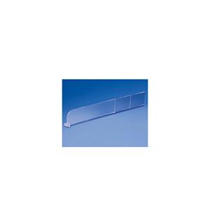 Séparateur pour tablette de gondole